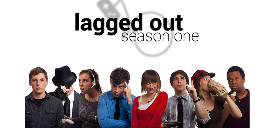 Lagged Out Season 1 Banner - Design by Grady Chambless